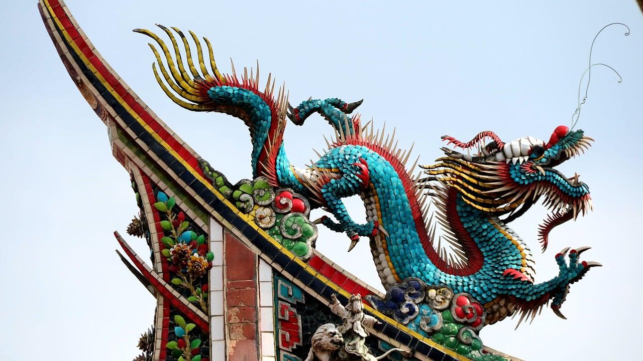 Nesmírná moc čínského Draka